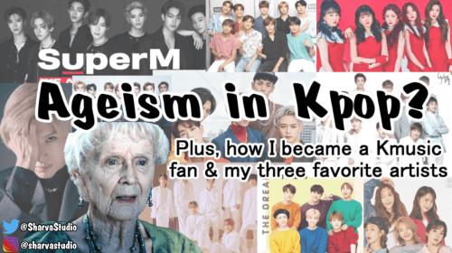 Ageism in Kpop?
