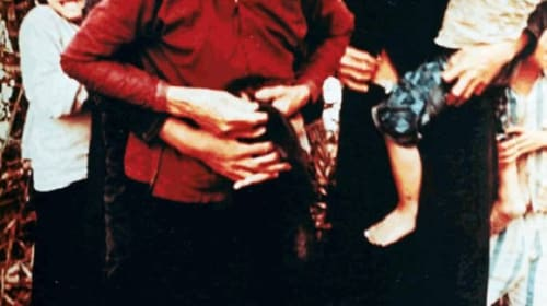 The My Lai massacre