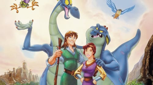Quest For Camelot Review