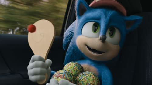 """My Review of """"Sonic The Hedgehog"""""""