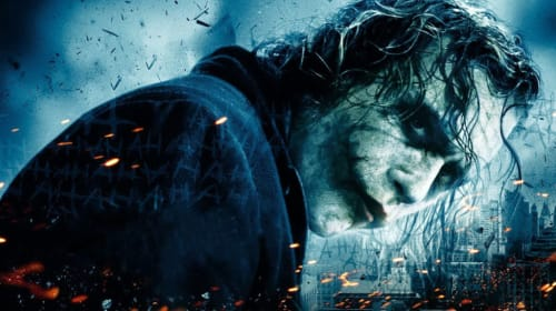 TOP 5 JOKER MOMENTS IN The Dark Knight 2008