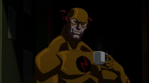 Flashpoint Paradox: Professor Zoom Needs a History Lesson
