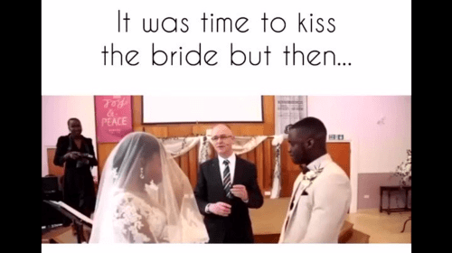 2 Minute Wedding Video Has Everyone Crying Their Eyes Out.