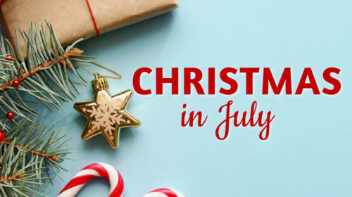 Short Film Reviews: Christmas in July