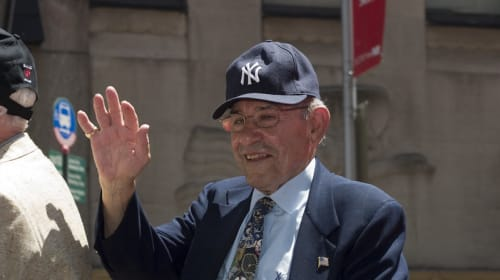 Who was the First MLB Player with an Agent and other Yankee Tidbits