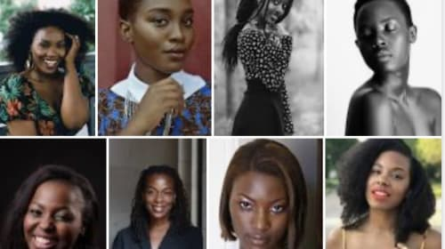 Black women please stop hiding your hair