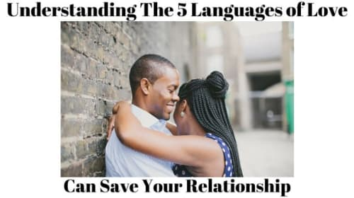 Ways To Cope When Your Partners Love Language Is Different