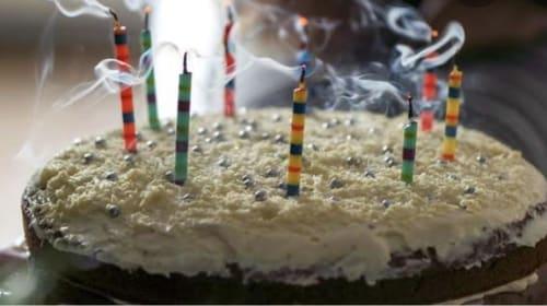 Happy Belated Birthday Bubala