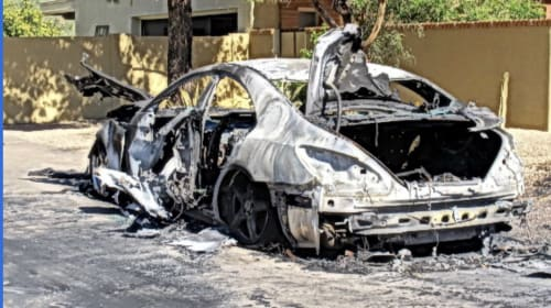 Reason First: American Car Bomb- The Steven Benson Murders