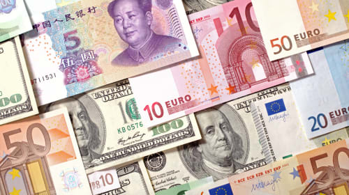 Currencies are arguably the least affected assets during a market crisis