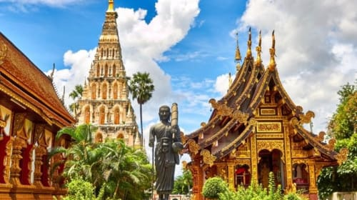 Tour to Thailand
