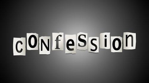 Quarantine Confession (Part 1/3)