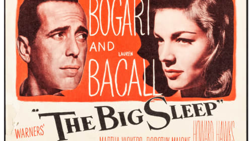 The Iconography of Bogart and Bacall