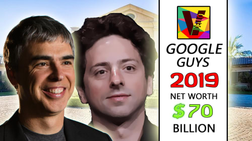 10 Expensive Things Owned By Google Founders Larry Page And Sergy Brin