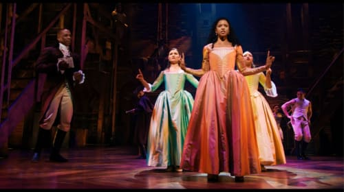 Hamilton's Salutes to Other Musicals