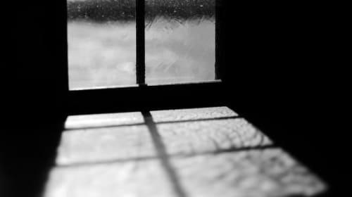 Rainy shadow