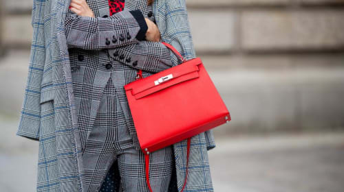 Designer Handbags Are Now A Better Investment Than Art
