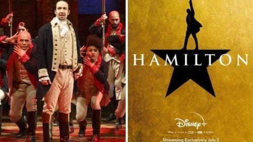 'Hamilton' Might Be Up for Oscar if Disney Pushes Hard Enough