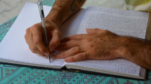 7 Tips for Getting Your First Novel Finished