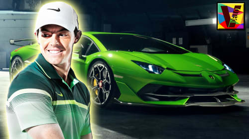 Rory Mcllroy And 11 Expensive Things He Owns