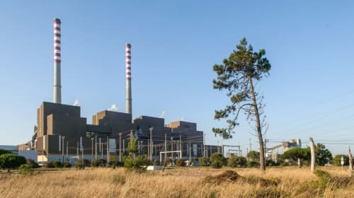 Portugal to end coal burning two years ahead of schedule