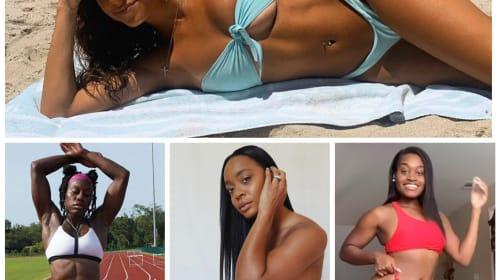 Part XVII: Hot Summer Bods in Women's Sports & Fitness