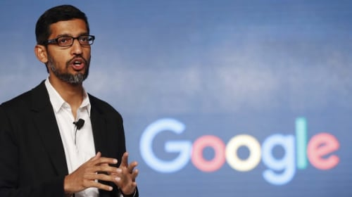 Google Plans to Invest $10 Billion in India