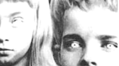 White eyed children