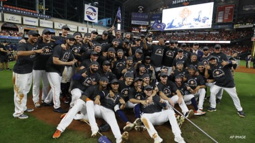 Winners in 2020: The Houston Astros?