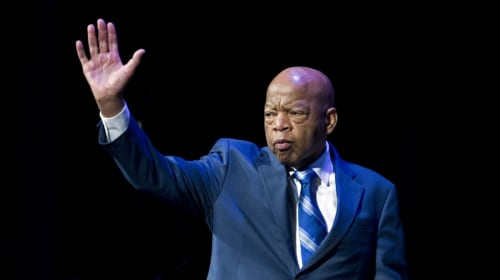 Congressman John Lewis Dies at Age 80: His Life by the Numbers