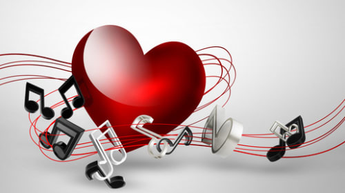 Music is my food of love