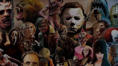 HORROR  MOVIES: IS THE FRANCHISE DYING? OR, MAKING A KILLING?