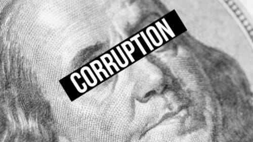 Corruption and the two-party system