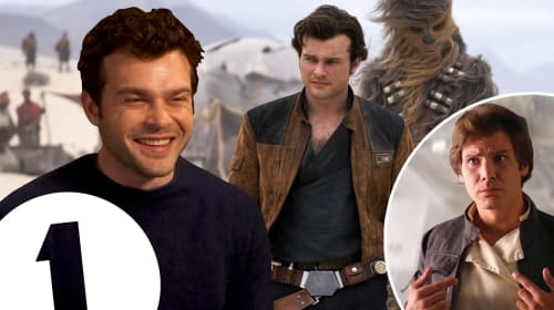 """Report Says Alden Ehrenerich Has """"Heard Some Stuff, But Nothing Concrete"""" About Reprising His Role As Han Solo"""