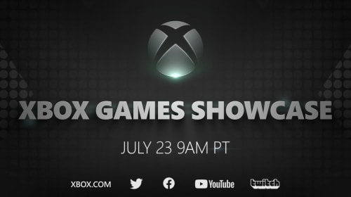 Xbox Games Showcase Set for July 23