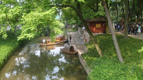 How to get around in Suzhou