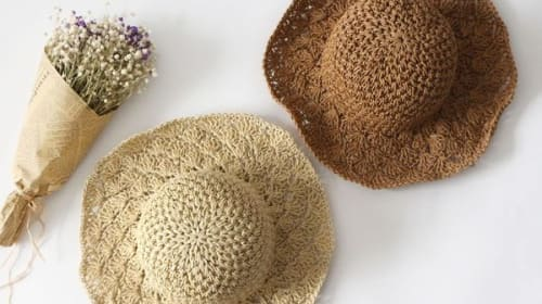 Which hats are suitable for summer?