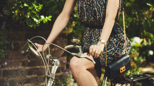 Is now the perfect time to ditch the car and take up cycling?