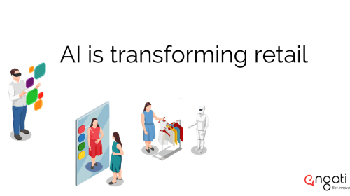 How AI is transforming the retail industry   Engati