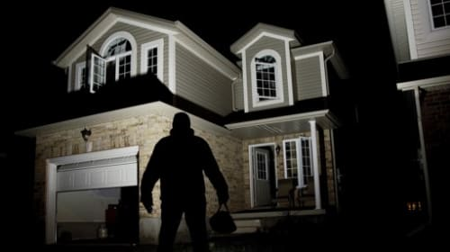 What is the Best Way to Scare Off a Burglar Without Firing Your Gun