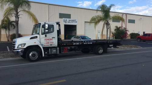 Emergency Towing Services in Fort Myers