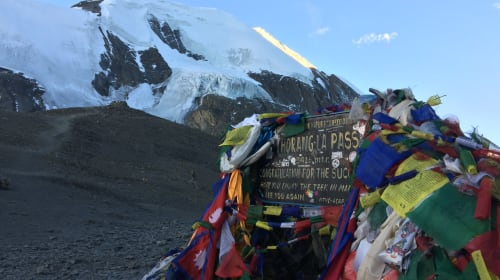 Which route should I take for Annapurna Circuit Trek