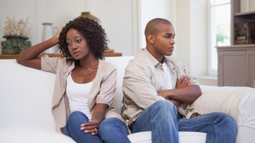 Your marriage or relationship could be failing because of these reasons.