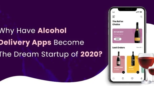 How Did Alcohol Delivery Apps Boost Their User Base by 300% in 2020?