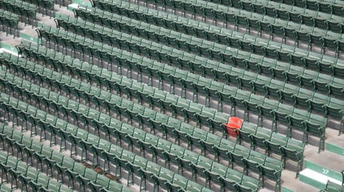 Sports without fans