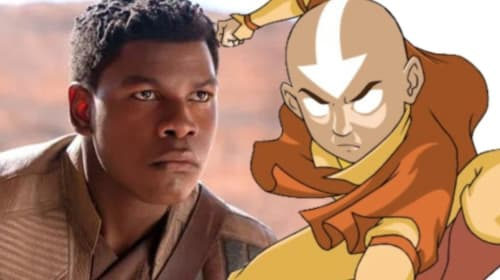 John Boyega Pitching an 'Avatar: The Last Airbender' Show He Wants to Star In