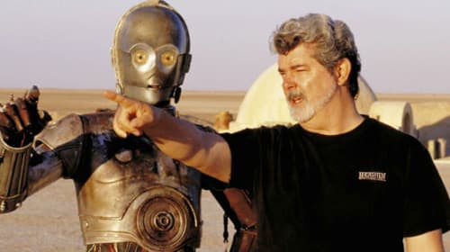Questionable Rumor About George Lucas Returning to 'Star Wars' Along With JJ Abrams