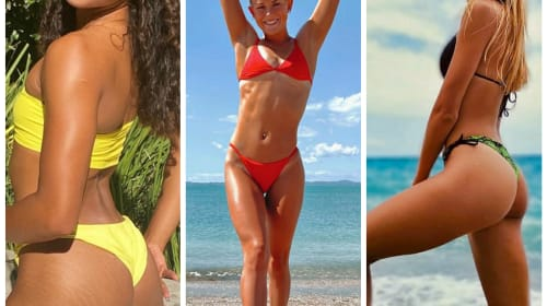Part XXI: Hot Summer Bods in Women's Sports & Fitness