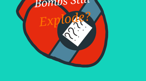 Do Contained Bombs Still Explode?