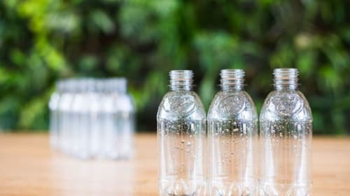 "Towards The End Of Plastic Bottles? New 100% ""vegetable"" Bottles Degrade In One Year"